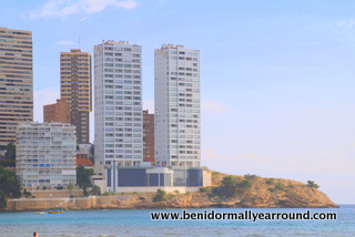 Gemelos Towers
