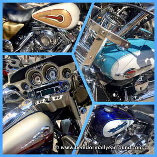Multi Harleys