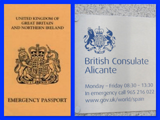 emergency passport multi
