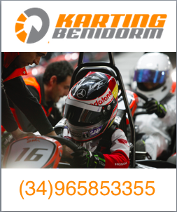 Karting benidorm5