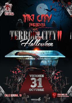 Tikicity halloween