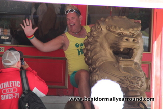 Actor Tony maudsley