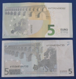 The New 10 Euro Note Will Be Introduced Next Year And 20 Is Set To Follow In 2015 5 Circulate Alongside Existing