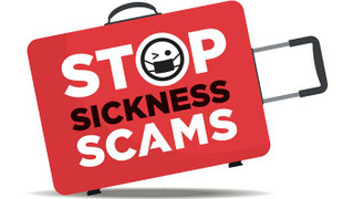 Stop Sickness Scams 700x394