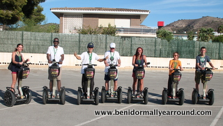 segway group ready to go
